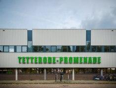 Vooraanzicht Tetterode Promenade - Transformatie voormalig Tetterode-complex - Gietermans & Van Dijk architecten - Serena Silooy Photography