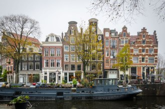 Bloemenwinkel in Rijksmonument - PomPon Prinsengracht - Gietermans & Van Dijk Architecten - Serena Silooy Photography