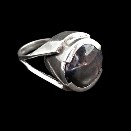 BP7-Saphir trapiche (taille 57)