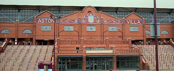 Villa Park Stadium Aston Villa Old Football Stadiums
