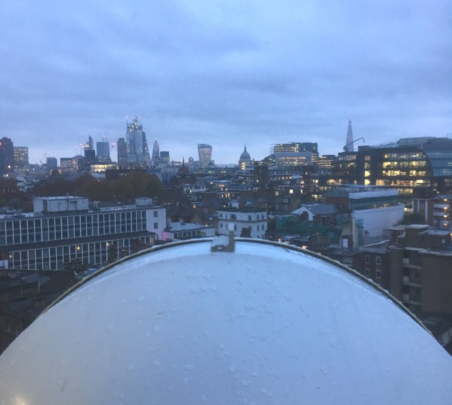 CableFree E-Band MMW Link Installed in London
