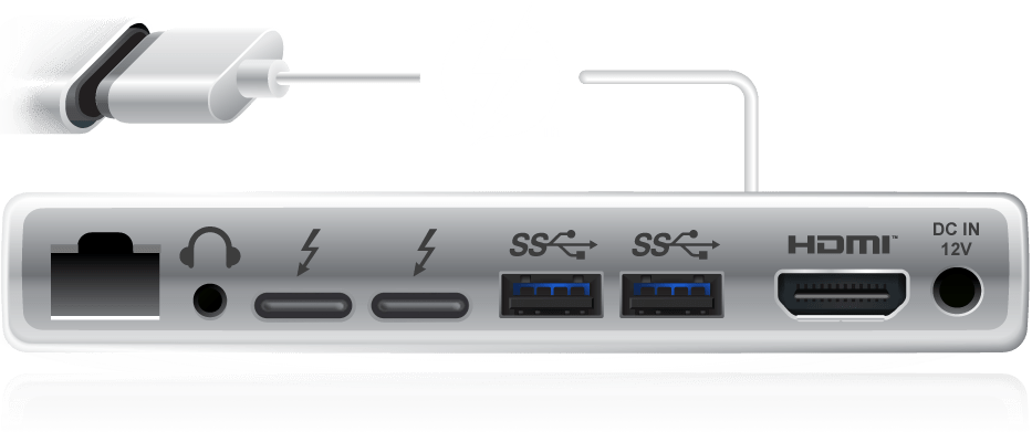 Dock Charging Multiple Devices