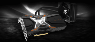 GIGABYTE AORUS GeForce® GTX 1080 Ti Waterforce Xtreme Edition 11GB  [GV-N108TAORUSX W-11GD]