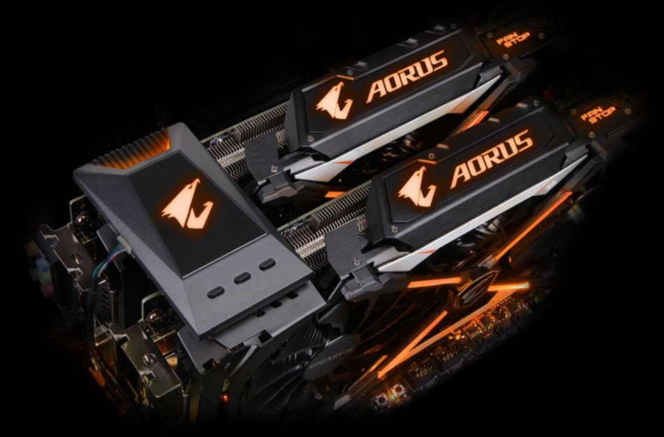 gigabyte - aorus - geforce partner program
