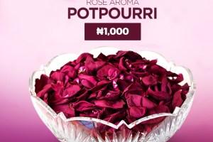 Payporte 1k STORE-Rose Potpourri iG