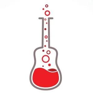 guitar as a chemistry beaker