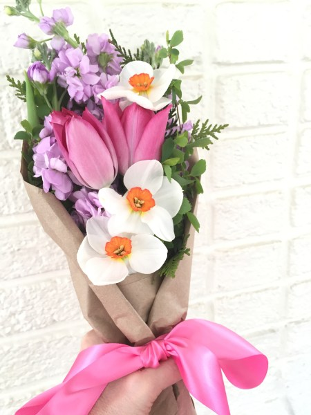 May Day bouquet