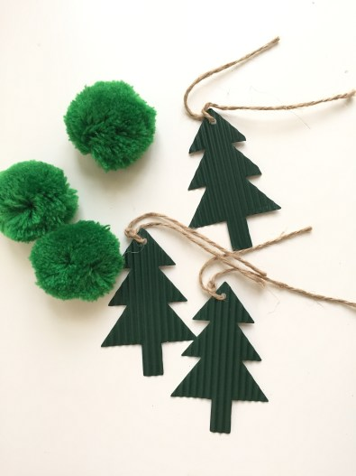 poms and tags