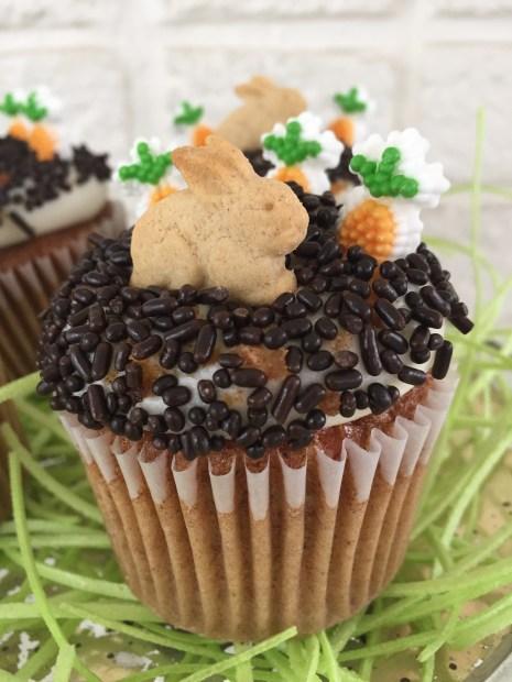carrit cake cupcake