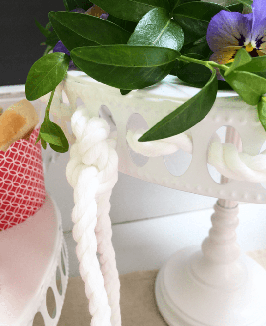 cake stand details
