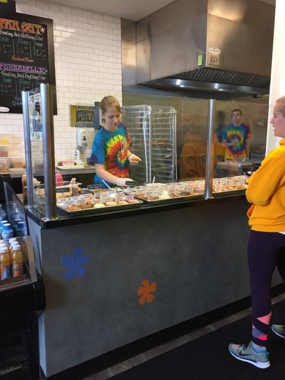 doughnut shop