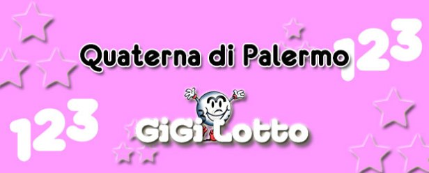 Quaterna di Palermo