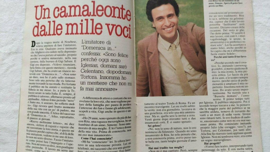 Dolly – 1981 – Un camaleonte dalle mille voci