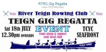 Record Entries for Teign Regatta
