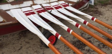 Flushing & Mylor Oars for Sale