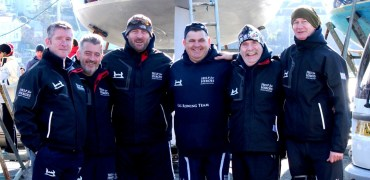 Injured forces heroes begin second gig racing season at Three Rivers Race