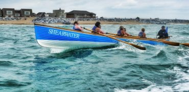 Round Hayling Rowing Race 2018 Invite
