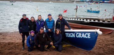 Teign Super, Super-vets looking forward to Scilly