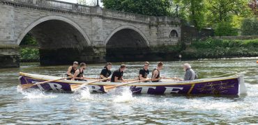London Cornish Pilot Gig Club to launch new wooden gig