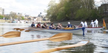 Be a part of The Boat Race