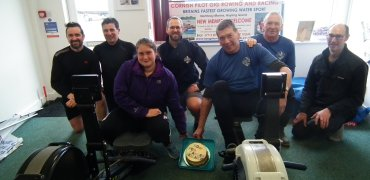 Langstone Go Row for Cancer Research