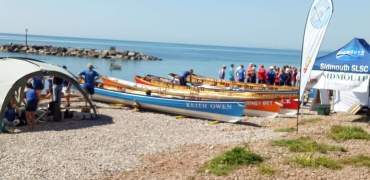 Sidmouth host season's fifth Jurassic League Regatta 2018