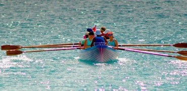 Gig Rowing At The Heart Of Historical Bermudan Public Holiday Celebration
