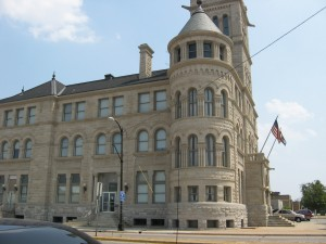 Across the Street: The Old City Hall