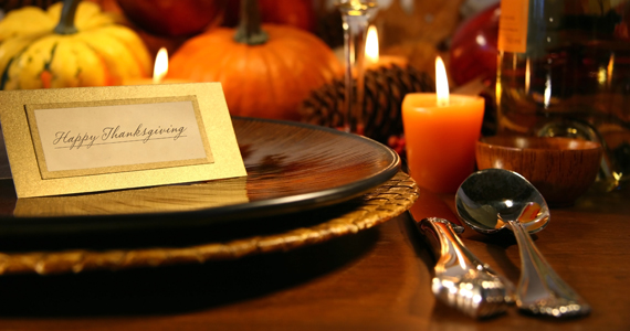 Planning a Thanksgiving to Be Thankful For