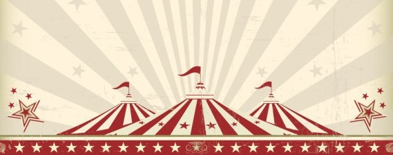 Amaze Your Guests With A Vintage Circus Party