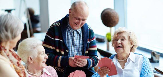 retirement home entertainment