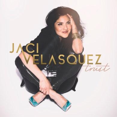 Jaci Velasquez -Trust cover
