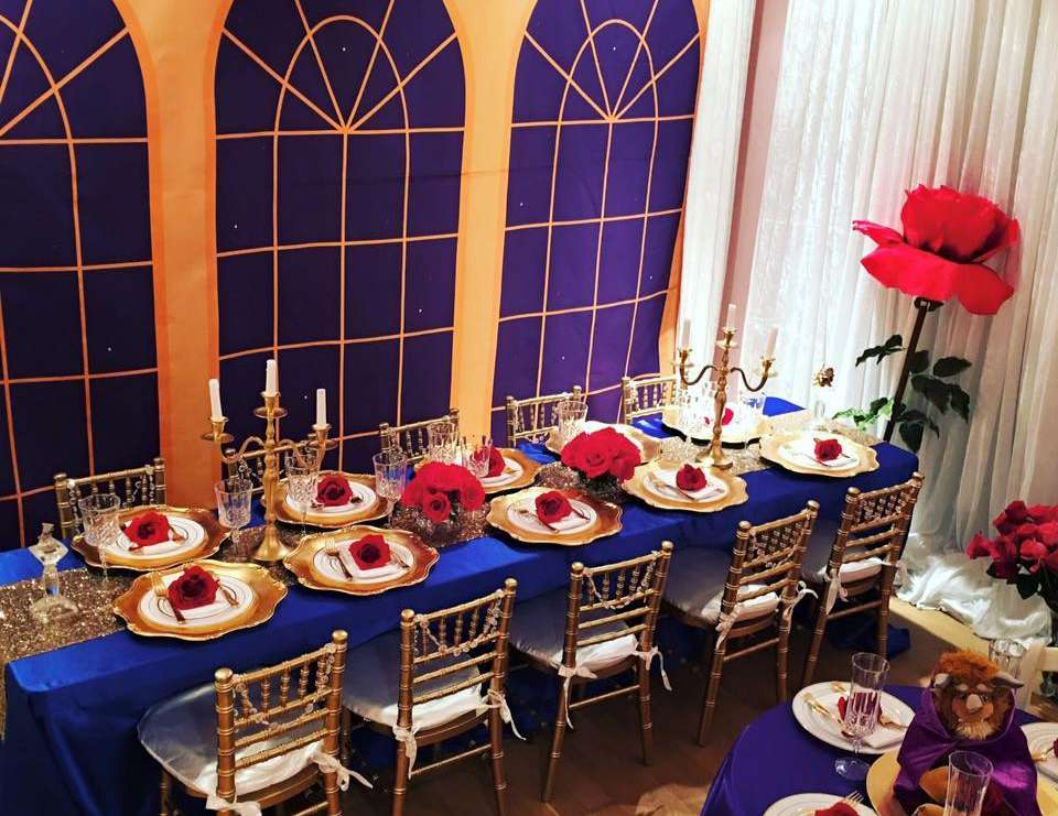 Marvelous 15 Enchanting Ideas For A Beauty And The Beast Party The Download Free Architecture Designs Scobabritishbridgeorg