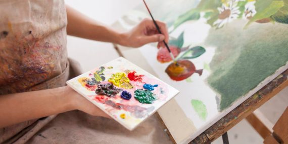Fun Ideas for Hosting a Painting Party at Home
