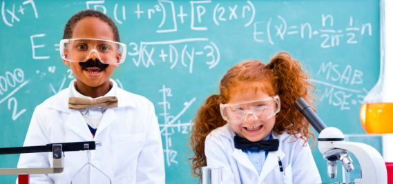 How to Throw a Science Party for Your Little Mad Scientist