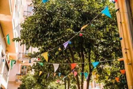 PLan a Socially Safe Summer Block Party