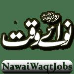 nawai waqt button logo