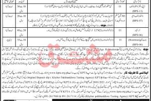 Latest Jobs in Pakistan as Deputy Ranger Wildlife / Wildlife Watcher / Drivers / Boatman at Forest Office Abbotabad KPK 2021