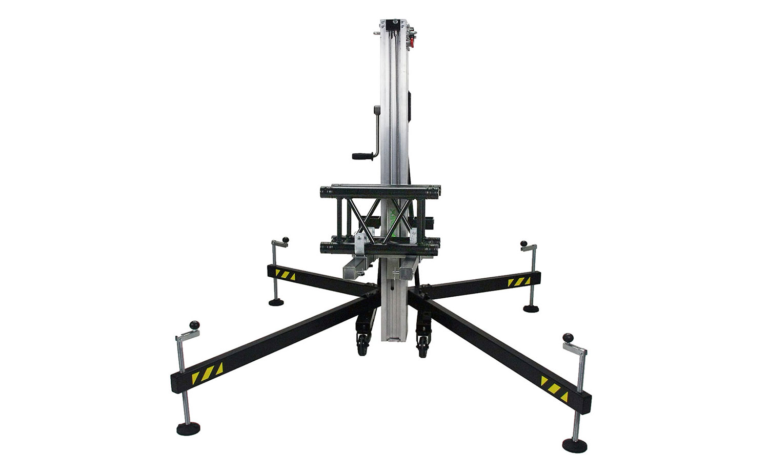 Fenix At 04 Compact Line Array Tower Truss Lifter Hire