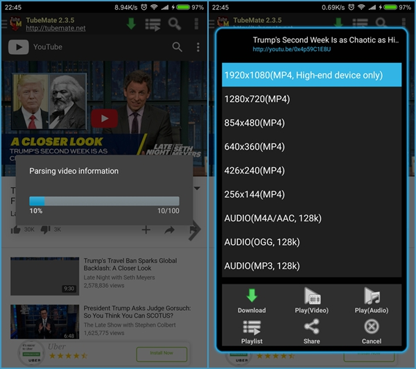 Easy Ways To Download YouTube Videos To Your Android For Free