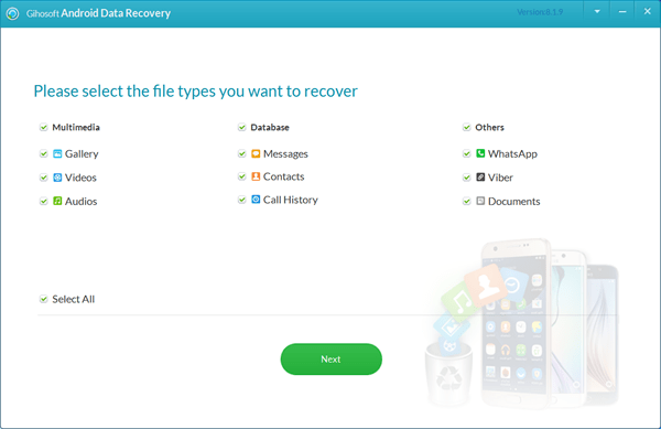 Gihosoft Android Data Recov.ery Software