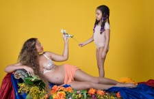 More Photos from Beyonce's Maternity Photoshoot – 'I Have Three Hearts'