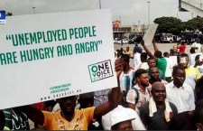 Despite Tuface Pulling Out, Hundreds Come Out for #IStandWithNigeria Protests in Abuja and Lagos