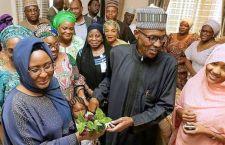 HE'S BACK: Video & Photos of President Buhari's Return to Nigeria [Watch]