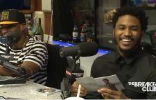 INTERVIEWS: Trey Songz Talks Nicki Minaj, Drake, Meek Mill, Chris Brown and More with the Breakfast Club