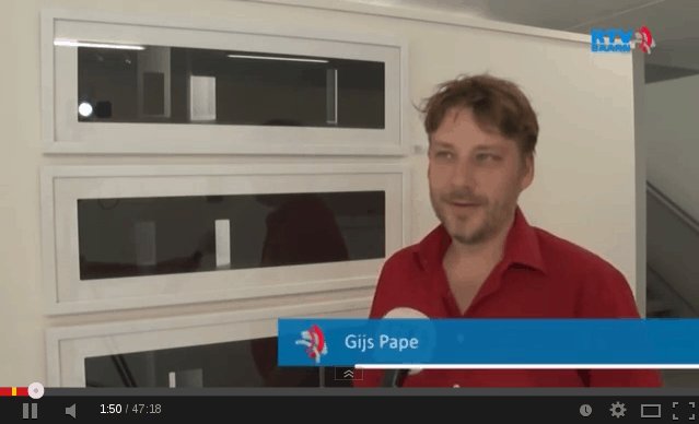 interview with Gijs Pape about his work, photographs