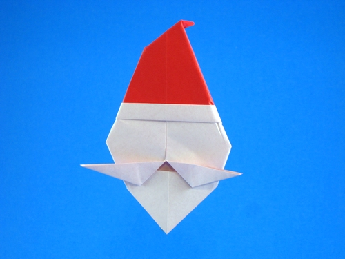 Origami Christmas And Santa Claus Page 1 Of 17 Gilads
