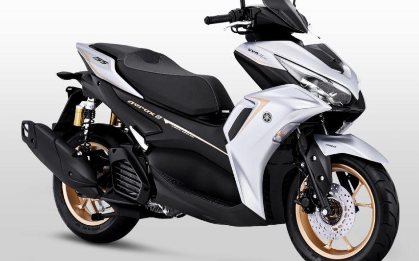 Dan jadikan selalu jualo.com sebagai teman jual beli motor baru dan bekas. Harga Beda Tipis, Yamaha Aerox 155 Dibekali Pembaharuan Melimpah | Gilamotor