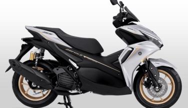 Yamaha all new aerox merupakan skuter matik terlengkap yang sempurna untuk anda. Spesifikasi dan Harga Yamaha Aerox Terbaru 2021   Gilamotor