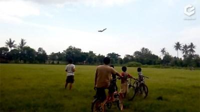 Pesawat Flywing RC Cara Membuat dan Fly Test